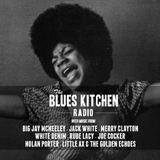 Blues Kitchen Radio with White Denim