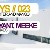 Max Flyant - Alleys 023 @Proton Radio [guestmix] (January 10, 2012)