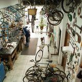 El arte de restaurar bicicletas - PROGRAMA 76 BAIRES EN BICI