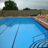 Shap Swimming Pool - Lewis chats to Jeanette
