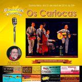 Programa Grandes Vocais 21/04/2016 - Os Cariocas