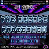 The Arcade Radioshow #11 (24-01-2014) www.zonadancefm.es