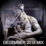 December 2018 Mix ::: Industrial   EBM   Synthpop