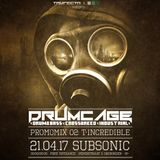 Drumcage 7 Promomix #02 - T-Incredible