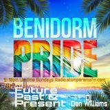 BENIDORM PRIDE 2015 / FUTURE PAST & PRESENT SPECIAL