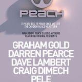 DARREN PEARCE Peach Camden Reunion 2014