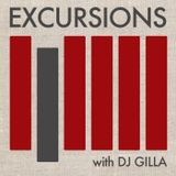 Excursions Radio Show with DJ Gilla 27/02/14