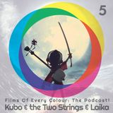 FOEC Podcast Ep. 5 – Kubo & the Two Strings & Laika