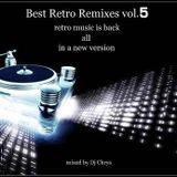 Dj Chrys - Best Retro Remixes Vol. 5