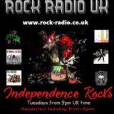 Independence Rocks w Raptor & Rock Radio UK 04th June 2019
