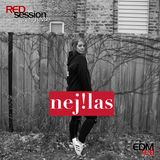 Red Session - nej!las - Guestmix for EDMred