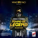 DJ Contest - Warm up Sound Of Legend - High Club Nice