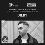 Bondage Music Radio - BMR 223 mixed by Dilby - 31.01.2019