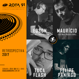 Rota 91 - 23/12/2017 - Retrospectiva 2017