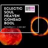 Eclectic Soul Heaven w/ Conrad Bool - 09.09.17