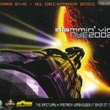 Sy Slammin Vinyl NYE 2001