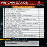 WE CAN DANCE CHART (14 DICEMBRE 2019)