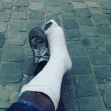 One Leg Bandit !!!