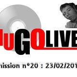 Now Radio - Hugo's Live - 23.02.2013