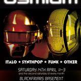Osmium April 2012 mix