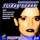 Hardsequencers Friday Scene /// Silver Screen (CZ), Stereo Jack (HH), Doorkeeper (DD), Fengari (L)