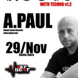 A.Paul - Live Set - Artbeat @ Roots - 29.11.2013
