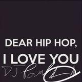 DEAR HIP HOP, I LOVE YOU