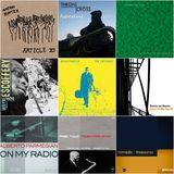 Modern jazz sounds