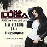 "05/06/2016 - SIRIUS XM Globalization ""DIVA Mix"" - @AnaLuisaUS"