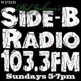 SIDE-B RADIO SHOW ON WPRB 103.3FM 10/11/15