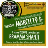 Jamstyle On Renegade Radio 107.2 fm Bramma Shanti on the control
