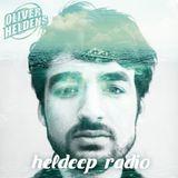Oliver Heldens - Heldeep Radio 004