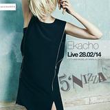 Ekacho - LIVE AT 5'NIZZA BAR@28/02