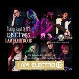 DJSET085 - I Am Electro 18 (2018)
