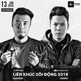 Noise Supreme - Liên Khúc Sôi Động 2018 (Mixed by Longnely x DuongK)