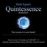 Quintessence Radioshow # 001