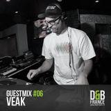 Guest Mix DnbFrance #6 - Veak