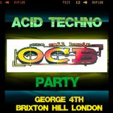 OCB Georges 4th Party, Brixton Hill London