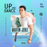 Martin Jerez - Live @ Up And Dance