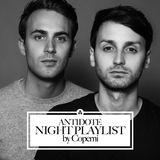 Antidote night playlist by Coperni