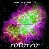 Serenity Player III (mixcloud exclusive)