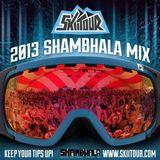 2013 Shambhala Mixtape
