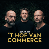 Stef - 20 Years 't Hof van Commerce mixsession on Radio IRO