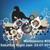 MixSessions #009 - Saturday Night Jam (will.i.am 23-07-2016)