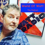 World of Watt  24  talks Tennis, dogs , and the real way to grow a moustache  with James Watt