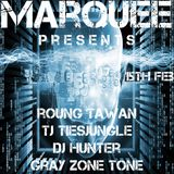 Gray Zone Tone Live at Identify radio (UK) for Marquee show 15-02-2019