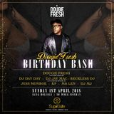 @DougieFreshDJ B'day Bash Mix [01.04.18] @ SugarSuite Mixed by Dougie, DayDay, Reckless, MJ & JayMac