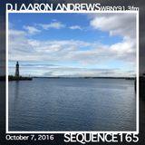 Sequence 165-DJ Aaron Andrews-October 7, 2016
