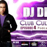 Club Culture Podcast - Episode 4