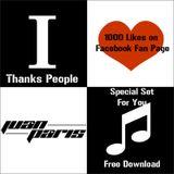 Juan Paris Live Set (1000 Likes on Facebook Fan Page, Thanks People)
